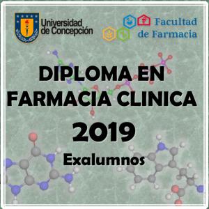 Diploma en Farmacia Clínica Ex Alumnos 2019