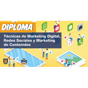 Técnicas de Marketing Digital, Redes Sociales y Marketing de Contenidos