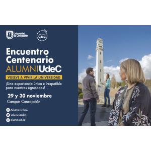 Adhesión a Encuentro Centenario AlumniUdeC