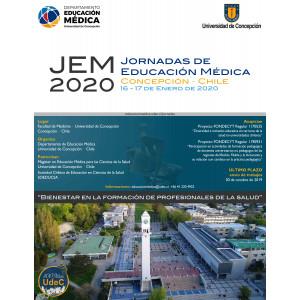 Jornadas de Educación Médica 2020 (JEM 2020)