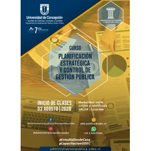 Curso Planificación Estratégica y Control Gest Púb 2020 II