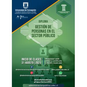 Diploma Gestión de Personas en el Sector Público 2020 II