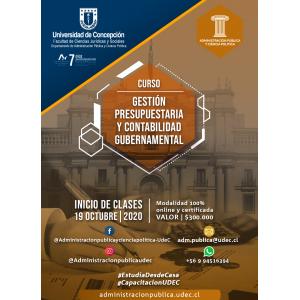Curso Gestión Presupuestaria y Contab Gub 2020 II