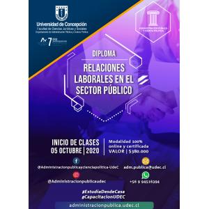 Diploma Relaciones Laborales en el Sector Público y Privado 2020