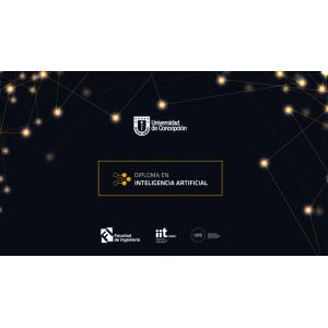 Diploma Inteligencia Artificial (online), valor general