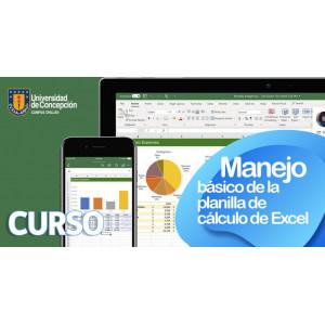 Manejo Básico de la Planilla de Cálculo de Excel