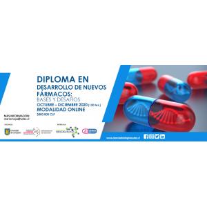 Diploma en Desarrollo de Fármacos: Bases y Desafíos
