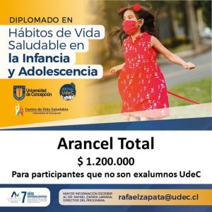 ARANCEL DIPLOMADO HABITOS VS EN INF. Y ADOLESC. AÑO 2020
