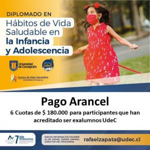 CUOTA DIPLOMADO HABITOS VS INF. Y ADOLESC. CON 10% DSCTO AÑO 2020