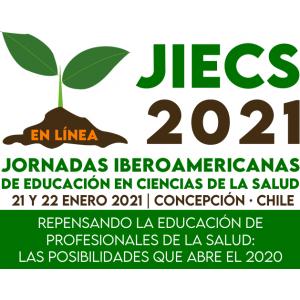 JORNADAS IBEROAMERICANAS DE EDUCACION EN CIENCIAS DE LA SALUD JIECS 2021