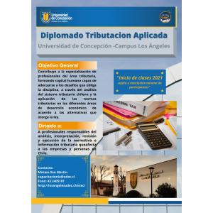 Matricula Diplomado Tributacion Aplicada V2021