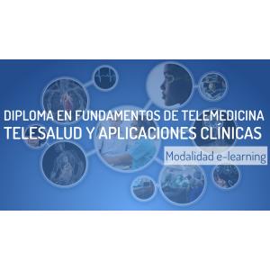 Diploma en Fundamentos de Telemedicina, Telesalud y Aplicaciones Clínicas