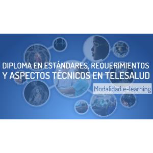 Diploma en Estándares, Requerimientos y Aspectos Técnicos en Telesalud