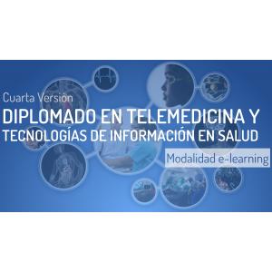 Diplomado en Telemedicina y Tecnologías de Información en Salud