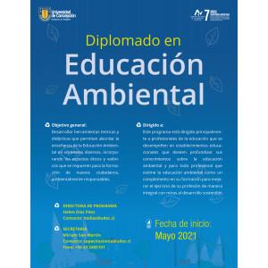 Matricula Diplomado en Educacion Ambiental