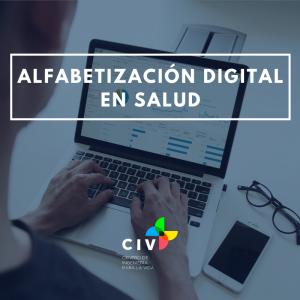 Curso Alfabetización Digital en Salud, valor con descuento 10% funcionarios, alumnos y ex alumnos...
