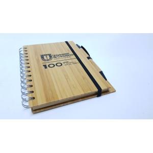 Cuaderno Ecologico Bambu