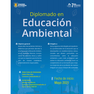 Arancel 10% Dsc. Diplomado Educacion Ambiental